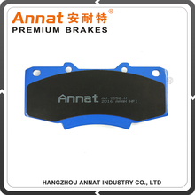 Aftermarket brake pads for 280mm brake disc rotor