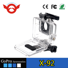 The back cover of waterproof housing, suitable for Gopro Hero 3 GP75