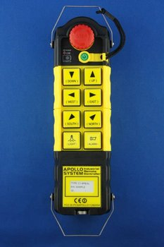 radio remote control (APOLLO C1-8PB/AL)