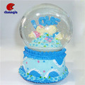 Musical Wedding Snow Globe, Wedding Gifts Souvenirs