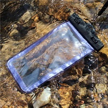 2018 TOP sale High Quality Outdoor Wholesale Price Mobile Phone Waterproof Bag Cases,mobile phone PVC waterproof dry bag
