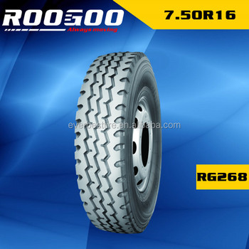 Made in china heavy duty truck tyre from manufactury 7.50R16 8.25r16 11.00r20 12.00r20 315/80r22.5