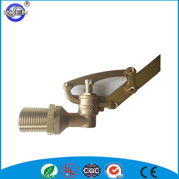 RS-5F035 1/2 brass float valve with ball Made in China Factory price