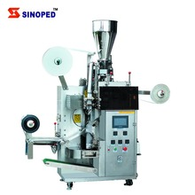 Automatic Tea Bag Packing Machine with Thread and Tag Herb Tea Bag Packing Machine/Filter Bag Tea Packing Machine