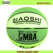 Rubber made new style colorful US strong basketball