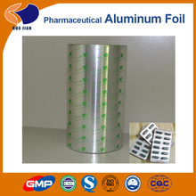 Aluminum foil roll with good process ensures the even gluing and adequate gluing to for our long-history quality
