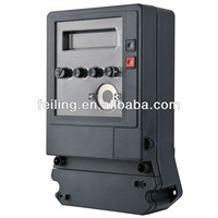 Environmental kwh electric energy meter cases plastic injection moulding machine