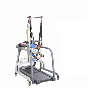 Gait training equipment with unweight system