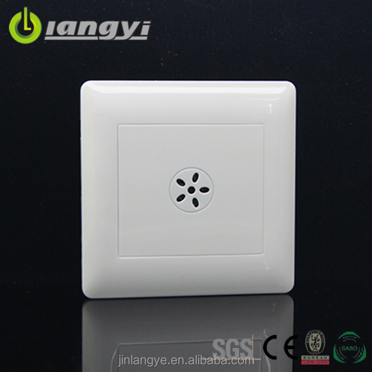 High-Grade Eco-Friendly Voice Control Delay Wall Switch