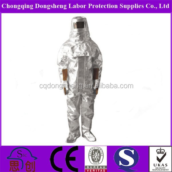 Heat Protective Fier Entry Suit Made In China Firman Wear Heavy ...
