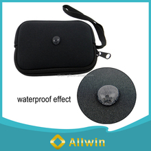 Promotional Classical Black Multifunctional Waterproof Neoprene Key Bags
