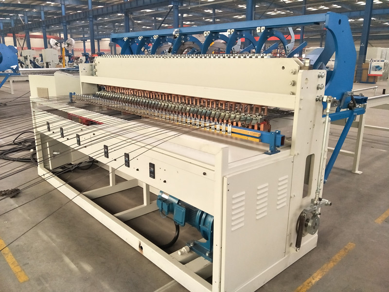 Automatic wire mesh 3d fence welded wire mesh welding machine panel making machine