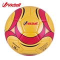 Factory directly export custom designed soccer ball without PVC