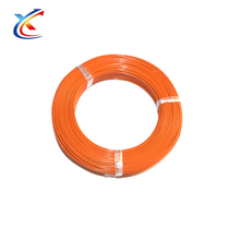 China nichrome resistance heating 24awg teflon insulated electric wire