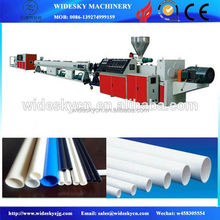 PPR PP HDPE PE plastic pipe extrusion machine / production making machine / line