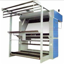 Simple Fabric Inspection Machine With High Plaiting Speed