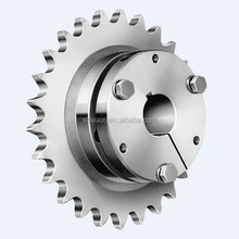 Steel motorcycle sprocket precision motorcycle chain sprocket transmission sprocket