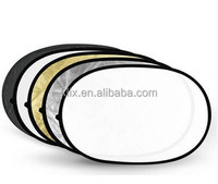 Hot sale Durable Collapsible 2 in 1 Round Light Photography Studio Reflector Set