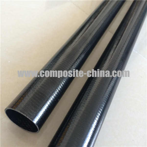 Offer different types of finishes cheap price carbon fiber tubes from China factory