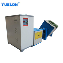 Intermediate frequency electric induction melt metal furnace