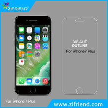 guangzhou Zifriend 2.5D tempered glass screen protector EASY APPLICATION for iphone 7