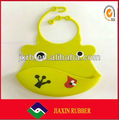 2014 easy to wash environmental embroider bandana bibs for babies Baby saliva