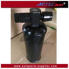 "INLET-3/8"" MO OUTLET-3/8"" FO HEIGHT-198mm DIAMETER-60mm SAAB 900 AC Receiver Drier Aluminium Filter Drier"