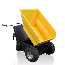 Small agricultural machinery electric power motorized wheel barrow