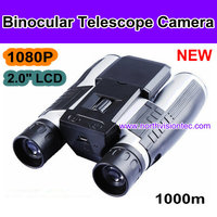 USB digital binocular telescope with 25mm lens for picture shooting, continuous shooting, video recording