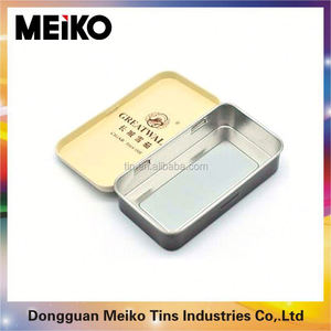 customized cigarette pack tin box