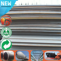 Steel Plate Mild Hot Rolled coated steel roofing sheet high quality stee plate various sizes