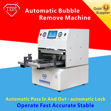 New Arrival Automatic LCD OCA Laminating and Bubble Removing Machine for LCD Touch Screen Repair
