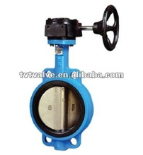 concentric butterfly valve for water works
