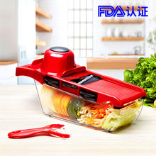 Muti Slicer as seen on tv magic chopper slicer dicer chop fruits vegetables