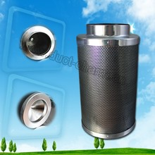 Hydroponic Grow System Carbon Air Filter/activated carbon filter cartridge with high quality