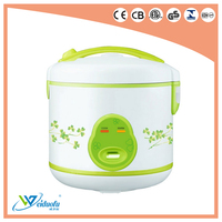 1.0L new design mini electric rice cooker with ETL