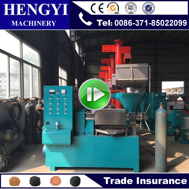High capacity H6YL-130 type oil mill price/coconut oil extraction machine