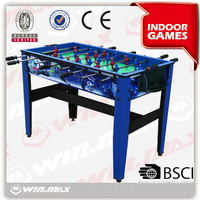 2014 China wholesale new football soccer air hockey baby foot game table