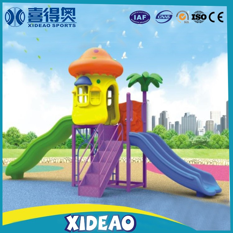 xideao children slides commercial outdoor playground playsets price