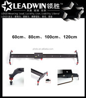 LW-TS01 photography photo video DSLR camera slider track system for DSLR with flexible leg