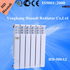 Hot water heater aluminium radiator home radiator 500/80 series