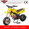 Mini 49cc gas powered Pocket Bike with CE (PB007)