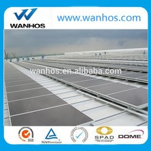 Flat Tile Roof Solar Mount Rack System, flat roof mounting system for pv panels