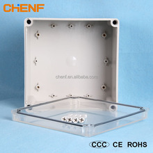 Hot selling indoor use ABS plastic IP66 water proof terminal junction boxes