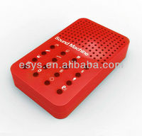 Customized sound absorption machine for baby sleep