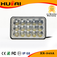 7 Inches 45w Led Work Light 45w Led Driving Light For 4wd Jeep Offroad 45w Led Uv Nail Lamp