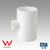 ERA AS/NZS1477 PVC FEMALE THREAD TEE FITTING WITH WATERMARK CERTIFICATE