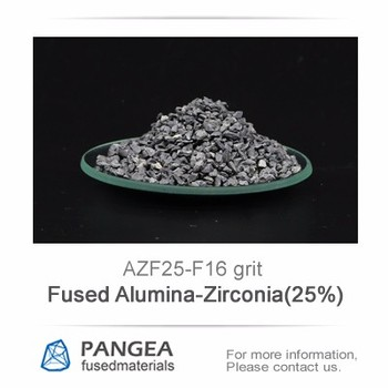 AZF25 for Bonded Abrasives Fused Alumina Zirconia