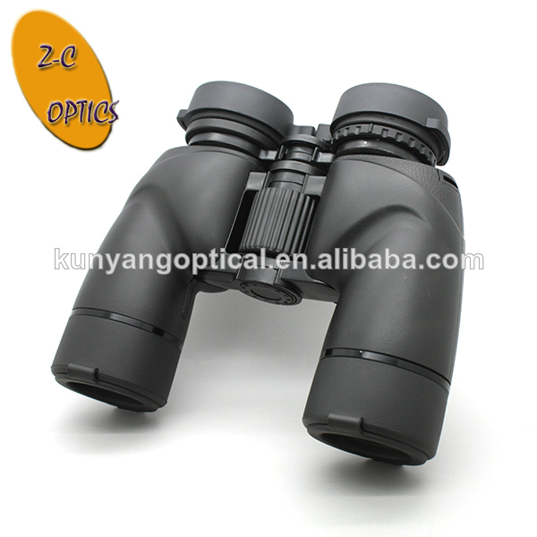 Christmas promotional Multifunctional animal contact lens case binoculars and telescope in made in china