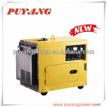 Customized Mini Portable Military Hand Diesel Generators With Alert System